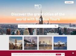 Big Bus Tours screenshot