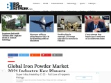 Global Iron Powder Market 2021 Industry Key Players, Share, Trend, Segmentation and Forecast to 2027