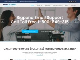 Bigpond email settings iphone – bigpond login