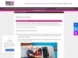 Benefits of Buying a Van – Big Van World