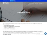B2B Data Management Solutions & Service Provider | Data Solutions Company