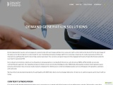 Demand Generation Agency for B2B Companies | Demand Generation Services