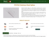 Buy Best Stainless-Steel Bird Spikes India – PESTGO Stainless Steel Spikes