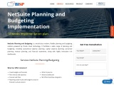 NetSuite Planning and Budgeting Implementation | NetSuite Consulting