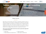 Tableau consulting |Data Visualization | Data Analytics
