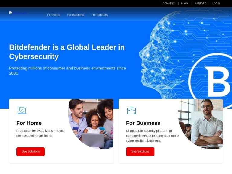 Bitdefender Coupon Code screenshot
