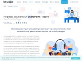 HelpDesk Solutions   Help Desk Software and Ticketing System   Bitscape