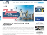 7 Applications of IoT in Level Monitoring – Making Industries Smarter
