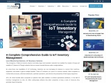 A Complete Comprehensive Guide to IoT Inventory Management
