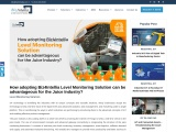 How Adopting Biz4Intellia Level Monitoring Solution Can Be Advantageous For The Juice Industry?