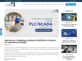Importance of updating existing PLC/SCADA to Industry 4.0: Benefits and Pitfalls