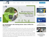 IoT Technology in the Farming Sector: Does it Affect the Plant Growth?