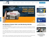 IoT Wireless Propane Tank Level Monitoring Solution