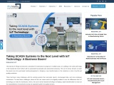Taking SCADA Systems to the Next Level with IoT Technology: A Business Boom!
