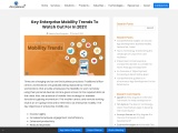 Mobile Trends in 2021: Enterprise Mobility