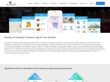 Ecommerce app development company in USA