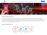 Emergency app developmeent company in USA and India