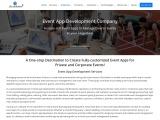 Event app development company in USA