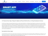 Top-Grade smart app development company in USA and India