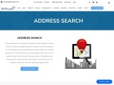 Address search | email address search