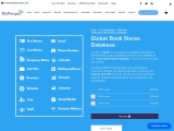 global Book stores email list