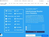 IndexExchange Reseller Users Database