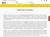 Pneumatic Actuator – Pneumatic Actuator Manufacturer & Supplier