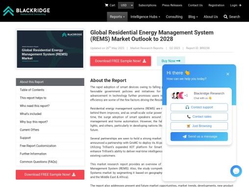 Residential Energy Management System Market