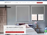Dark Out XL Motorised | Made to Measure | Blinds Direct LTD