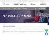 Motorised Roller Blinds | Made to Measure | Blinds Direct Ltd