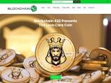 Blockchain420 the love care coin