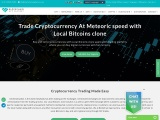 Launch a trending crypto platform with our Local Bitcoin Clone