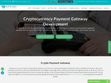 Process transactions easily via a Cryptocurrency Payment Gateway