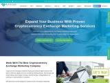 Financial intermediaries like online brokers helps in digital asset exchange marketing