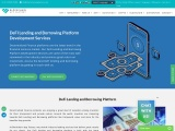 Enable peer-to-peer lending platform with Defi