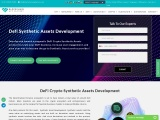 Defi synthetic assets development solutions are a better financial opportunity
