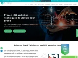 ICO Token Marketing Services | ICO Token Marketing Company and Solution