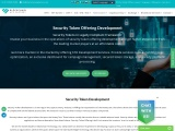 Crowdfund Your Business Easily Via A STO Security Token Offering