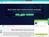 Experience High Profits By Using White-label Cryptocurrency Exchange Development Create Crypto Proje