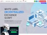 Decentralized Exchange Script   Decentralized Exchange Software – BlockchainAppsDeveloper
