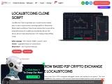 LocalBitcoins Clone App Development to kickstart your Cryptocurrency Exchange Business