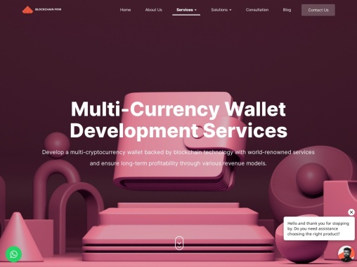Whitelabel Cryptocurrency Wallet