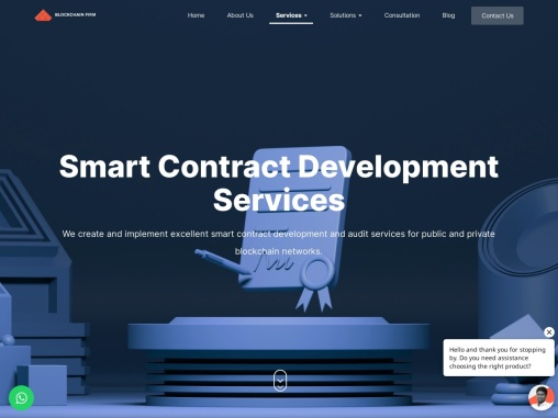 Smart Contract Audit Services