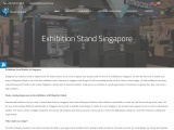 Exhibition Stand Contractor Singapore | Exhibition Stand Design Singapore