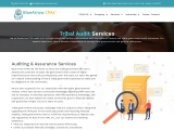Tribal Auditing Firm in the USA | Tribal Auditing & Assurance Service Provider – BlueArrowCPA