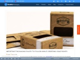 IMPORTANT PACKAGING RULES TO FOLLOW WHILE ORDERING SOAP BOXES