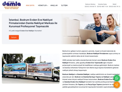 Intercity and Out Urban Goods Transportation Services in Turkey
