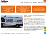 OUT URBAN AND INTERCITY TRANSPORTATION IN BODRUM AND ISTANBUL