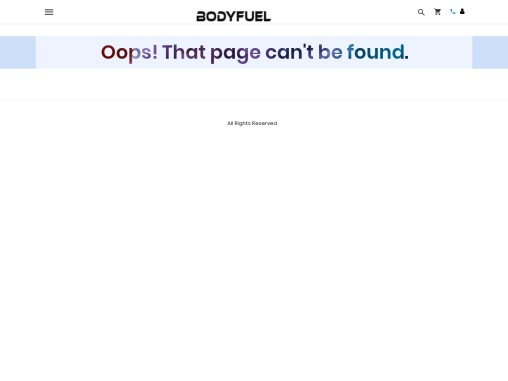 India's No.1 authentic online supplement store Body Fuel