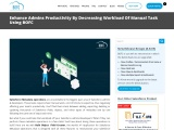 Enhance admins Productivity by Decreasing workload of Manual Task using BOFC